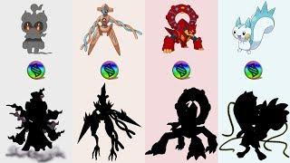 Fan Requests #31: Mega Deoxys, Mega Marshadow, Mega Pachirisu, Mega Volcanion