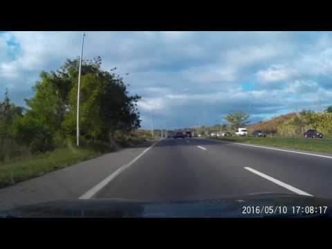 Driving in Trinidad May 10th 2016