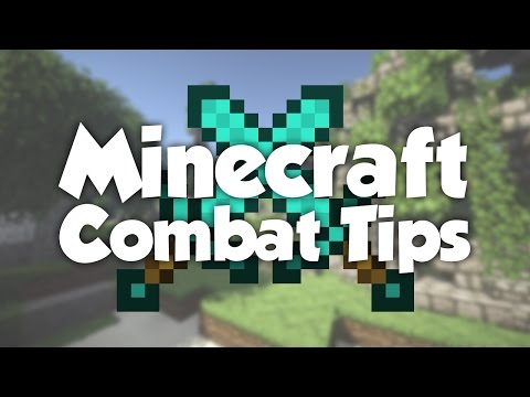 5 Combat Tips For Minecraft 1.9+