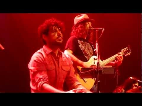 Jason Mraz feat. Bushwalla - Song For A Friend  Live @ Melkweg, Amsterdam 21-11-2012