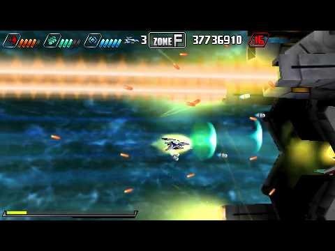 PSP Longplay [010] Darius Burst