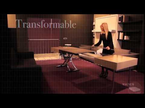Tavolini trasformabili milano idee per arredare youtube for Tavolini trasformabili