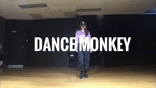 Dance Monkey - Tones and I - Choreography by Grace Wu Video