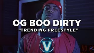 Video OG BOO DIRTY- Trending FREESTYLE (Dir by @Zach_Hurth) download MP3, 3GP, MP4, WEBM, AVI, FLV April 2018
