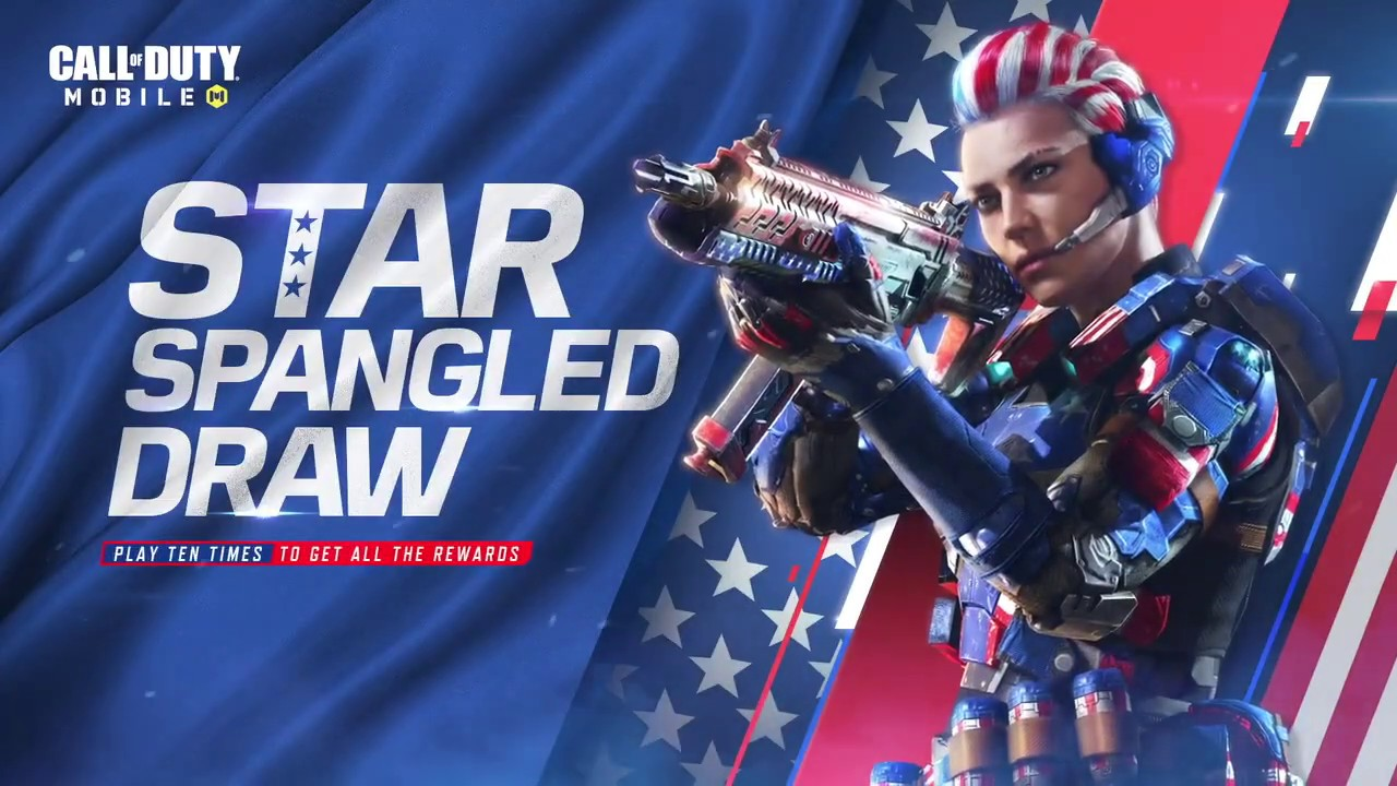 Call of Duty®: Mobile - Star Spangled Draw