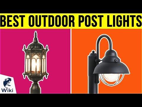 10 Best Outdoor Post Lights 2019