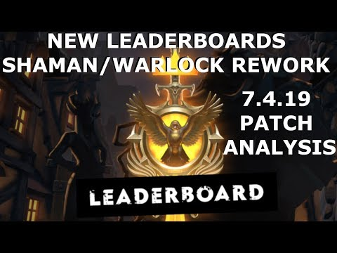 Shaman Warlock Rework | Balance Change Analysis | Dota Underlords