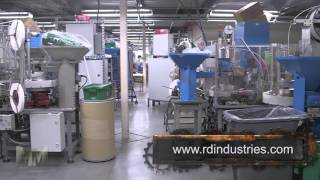 Manufacturing Marvels - RD Industries