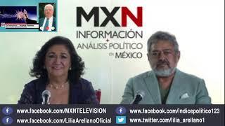 Estado de los Estados.- MXN Televisión y radio.  (8 de Junio, 2021)