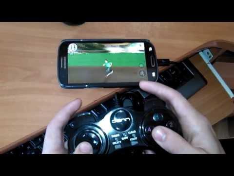 Bluetooth gamepad для android планшетов.