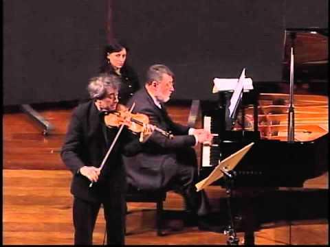 Hagai Shaham - Achille Picchi - 43º Festival de Inverno de Campos do Jordão - 2012