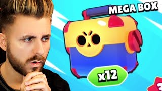 12 MEGA BOX-URI DE LA SUPERCELL!