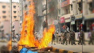 Bokaro under curfew after stone pelting during Ramnavami procession