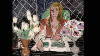 Henri Matisse (1869 - 1954) - Part   XXIV - A collection of paintings from   1943 to 1944.