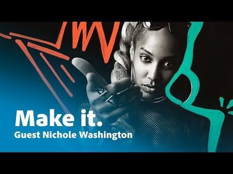 Nichole Washington: The Keys to Creating Empowered Visual Ar