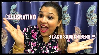 Countdown to Million Subscribers Begin | Celebrating 9 Lakh Subscribers on Sonia Barton Channel