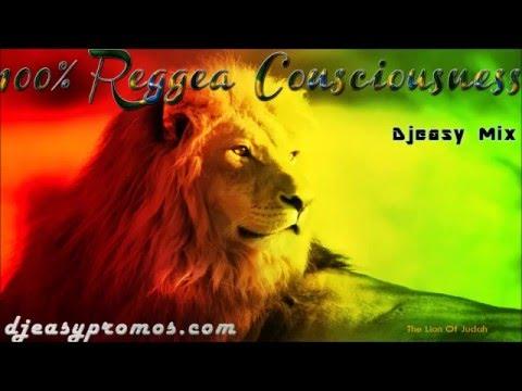 100% Reggae Consciousness Mix 1990- 2000 (Sizzla, Bushman, Luciano, Garnett , Beres, Capleton ++