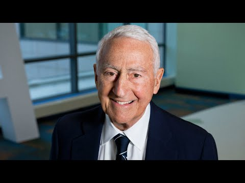 Leading Through a Crisis: A Fireside Chat with Dr. Roy Vagelos '54PS