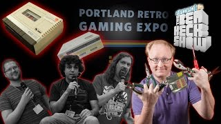 ben heck s nintendo playstation update at portland retro gaming expo