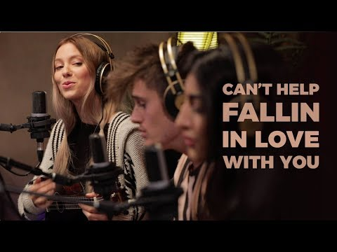 """""""Can't Help Falling In Love"""" Cover Romy Wave & Luciana Zogbi & Kenny Holland"""