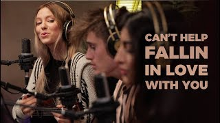 """Can't Help Falling In Love"" cover Romy Wave & Luciana Zogbi & Kenny Holland"