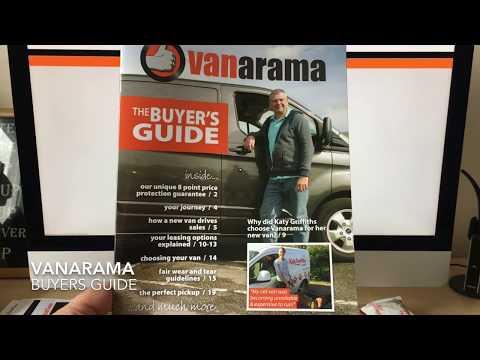 Van Leasing Buyers Guide From Vanarama
