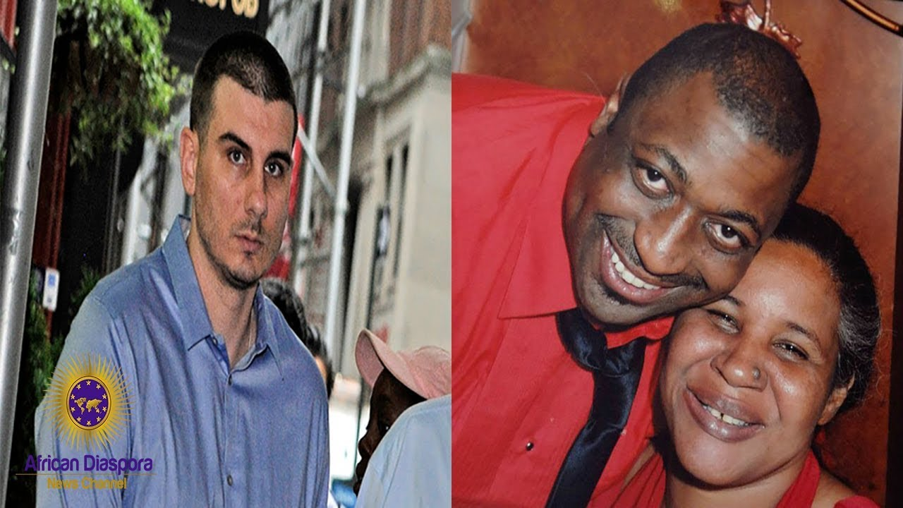 NYPD Commissioner Fires Daniel Pantaleo 5 Years After Eric Garner's Passing