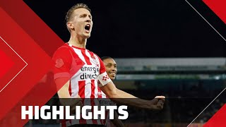 SAMENVATTING   De Graafschap - PSV