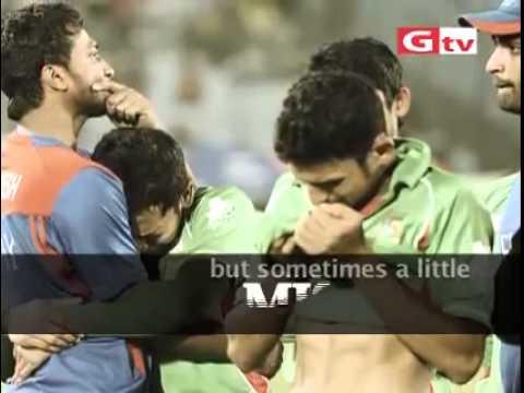 Bangladesh vs India series Gazi tv promo