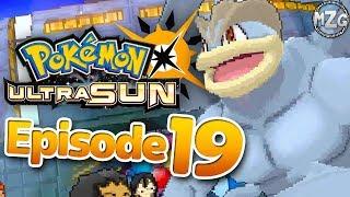 Royal Avenue! - Pokemon Ultra Sun and Moon Gameplay - Episode 19