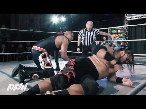 Boyce LeGrande vs. Jacob Fatu | Phoenix Pro Wrestling | 3/10/17 [Match 3]