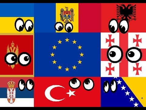 Who Will Join The EU Next?