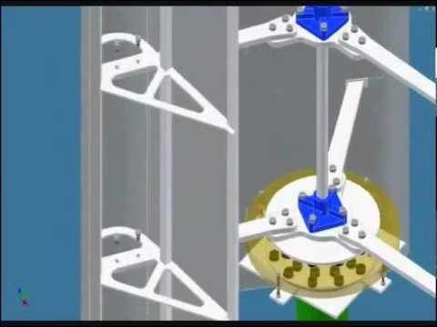Fabuloso Projeto Gerador Eólico Caseiro - YouTube JK48