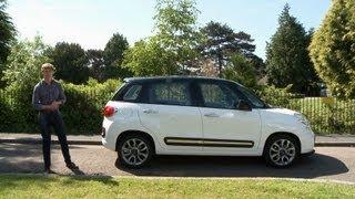 Fiat 500L 2013 Videos