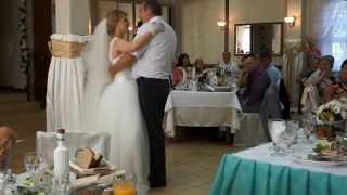 Песня папы на свадьбе дочери в Тольятти 12.07.2014 г.
