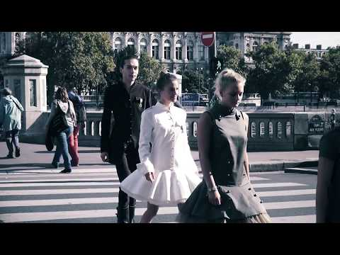 Carmen Emanuela Popa | Contemporary Unknown Soldier | Paris 2015 / Performs a Robot voice