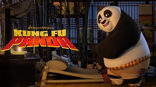 Po's Super Awesome Room Tour | NEW KUNG FU PANDA