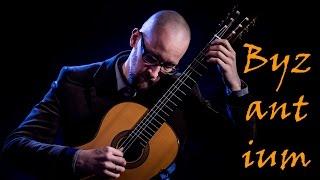 Byzantium, for classical guitar (New Century Guitar)
