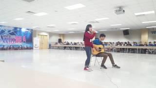 Ngàn ước mơ Việt Nam_ Hoàng Phương ft Phùng Thảo ( guitar cover )