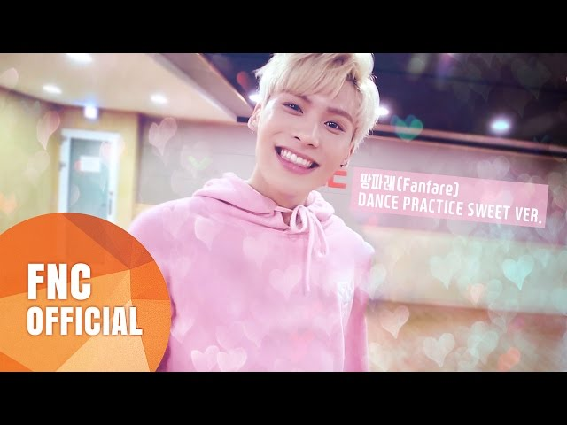 SF9 – 팡파레(Fanfare) 안무 연습 영상(Dance Practice Video) Sweet Ver.