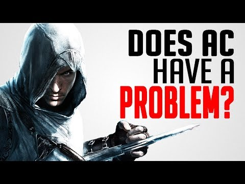 Assassin's Creed Isn't Assassin's Creed Anymore