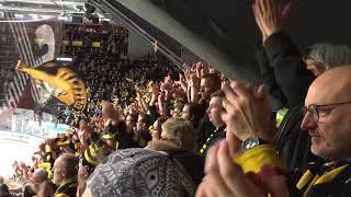 Publiken hyllar Skellefteå AIK efter silvret