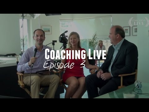 Coaching Live Episode 3 with Bill Walsh from Rainmaker Summit - Small Business Expert