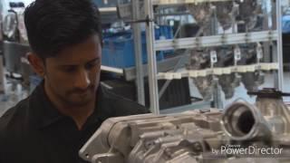 Production Et Assemblage Moteur Mercedes C63 Amg
