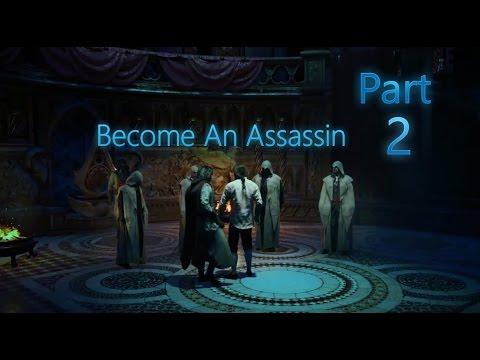 Assassin's Creed Unity Walkthrough Part 2  - Become An Assassin