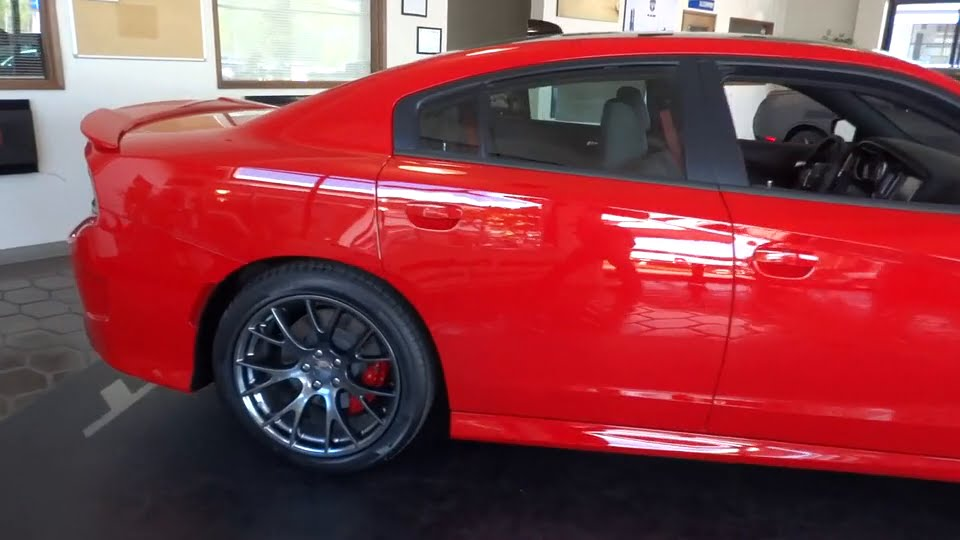 Red Bluff Dodge >> 2016 DODGE CHARGER Redding, Eureka, Red Bluff, Northern California, Sacramento, CA 16D129 - YouTube