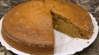 видео Бабушкин пирог на кефире с вареньем