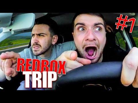 1000 KILOMÈTRES SANS CARTE NI GPS ! - RedBoxTrip #1