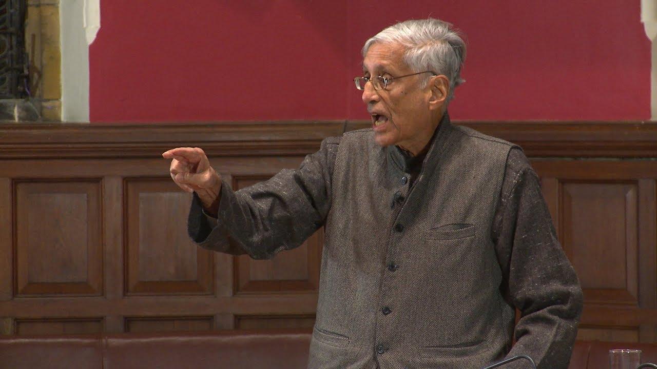 Prof Rajmohan Gandhi | Partition of India Debate | Proposition (3/6)