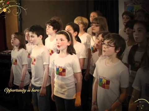 HAPPY NEW YEAR - The Fantastikids, english children choir